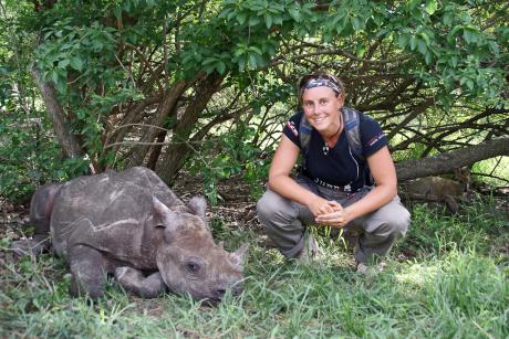 Eef & Kieke: South Africa