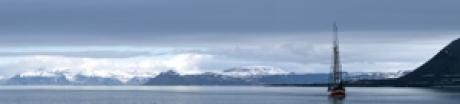 Stamp: Spitsbergen – Midzomernacht op het 'Noorderlicht'!