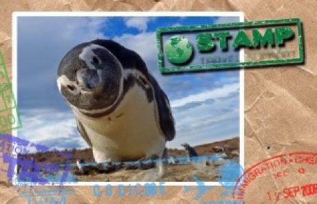 Stamp: Visitekaartje