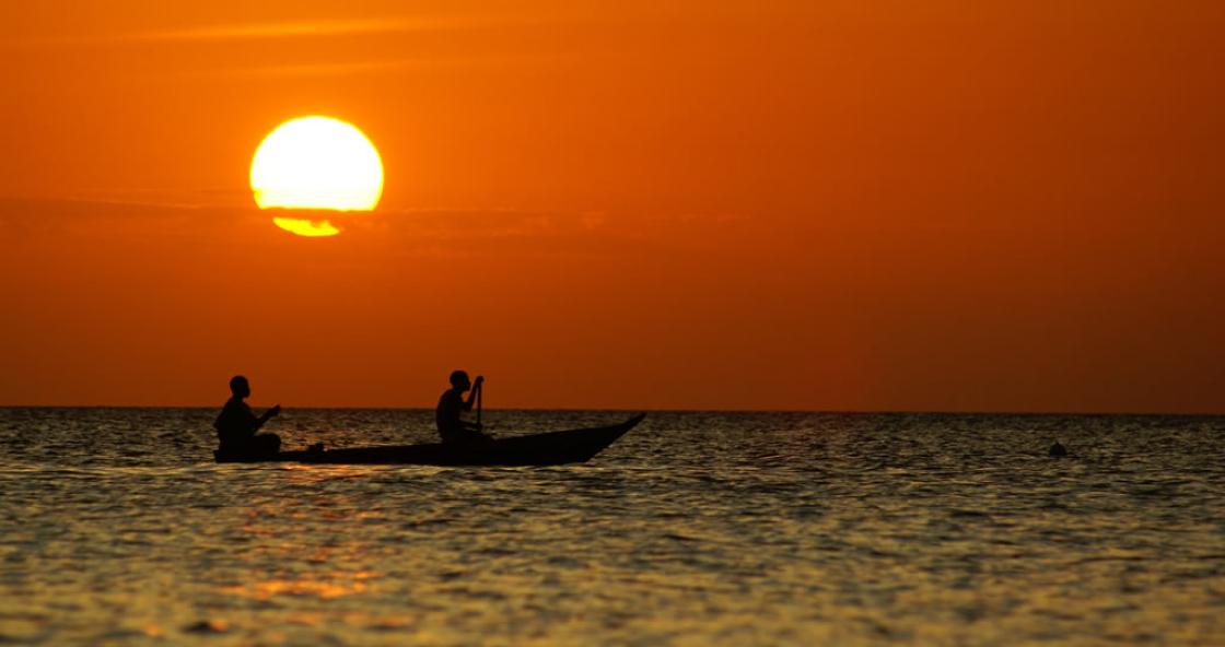 17 – Fishermen – Lake Malawi – Malawi