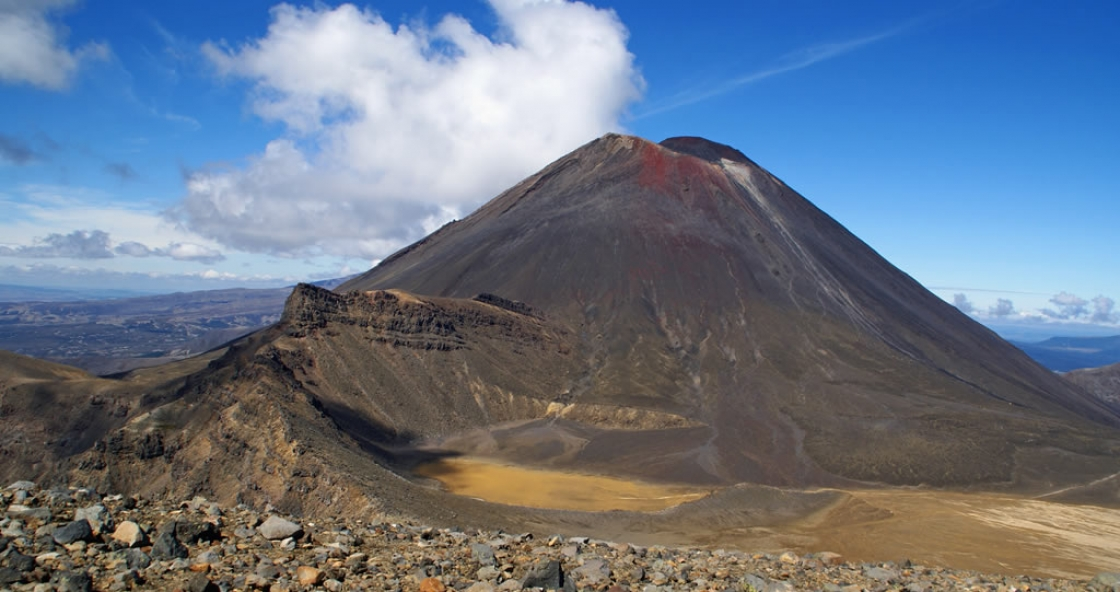 14 – Mount Doom – Tongoriro Crossing – New Zealand