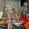 09 – Sadu – Pashupatinath – Kathmandu – Nepal