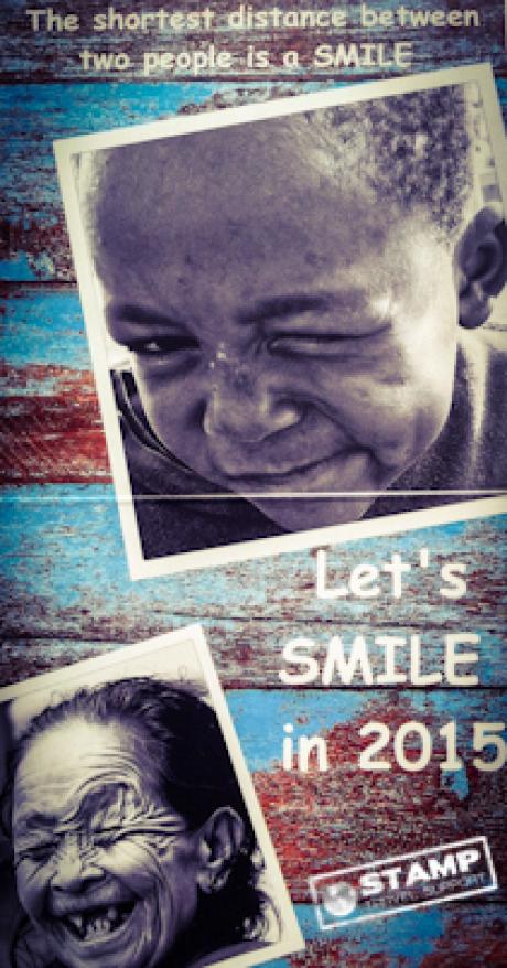 Let's SMILE in 2015