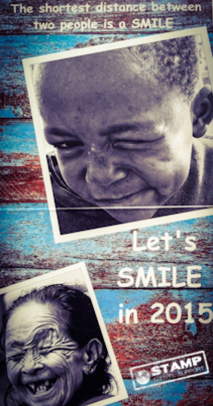 Let's SMILE in 2015