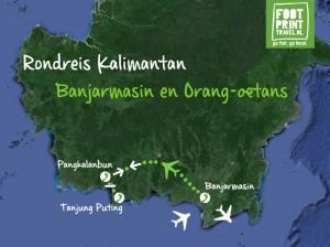 Banjarmasin en Orang-oetans